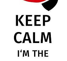 Keep Calm I'm the Doctor by fabianb
