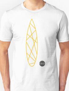 Board Sculpture Unisex T-Shirt