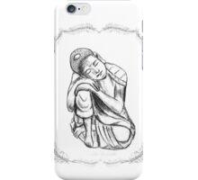 Buddha Dreaming iPhone Case/Skin
