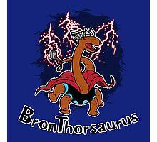 BronTHORsaurus Photographic Print