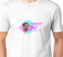 Aziz Ansari - Treat Yo' Self Unisex T-Shirt