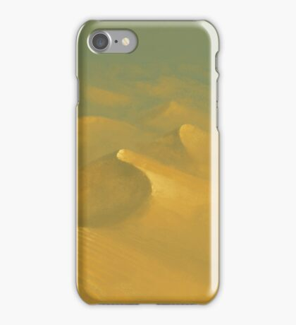 Desert World iPhone Case/Skin