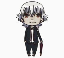 Isana Yashiro - K project  One Piece - Short Sleeve