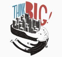 Think BIG! One Piece - Long Sleeve