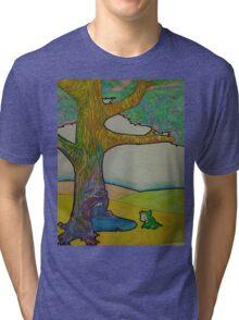 Need a Lift? Tri-blend T-Shirt