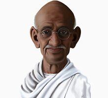 Celebrity Sunday - Mahatma Gandhi Unisex T-Shirt