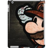 Happy Mario iPad Case/Skin