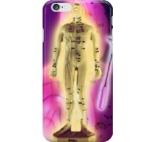 Tong Ren Doll and Hammer Vector iPhone Case/Skin