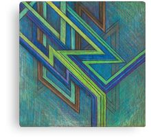 Emerge Series 1 Canvas Print