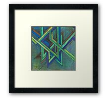 Emerge Series 2 Framed Print