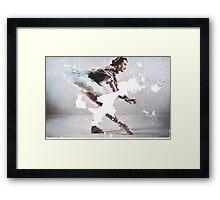 Dancer for Ruby Framed Print