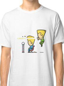 Street Haircut Classic T-Shirt