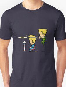 Street Haircut Unisex T-Shirt