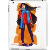 winter 2016 iPad Case/Skin
