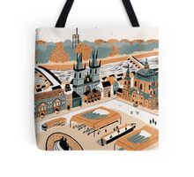 Prague Tote Bag