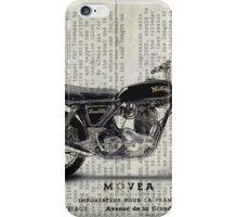 Norton Commando 1974 iPhone Case/Skin