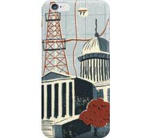Oklahoma City iPhone Case/Skin