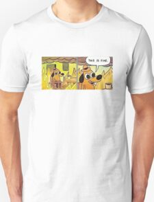 'This is Fine' Meme Collection T-Shirt