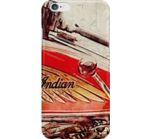 Indian Motorcycle iPhone Case/Skin