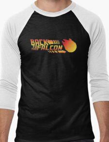 Back to the falcon Men's Baseball ¾ T-Shirt