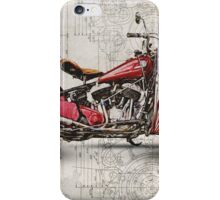 Indian Chief 1946 iPhone Case/Skin
