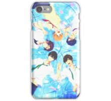 Free! Iwatobi group iPhone Case/Skin