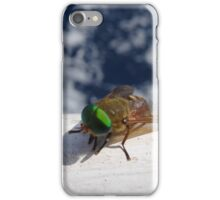 Insect traveling along iPhone Case/Skin