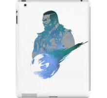 Final Fantasy VII Barret Wallace  iPad Case/Skin