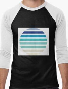 Beach- Sand, Ocean, Sky Color Theme T-Shirt
