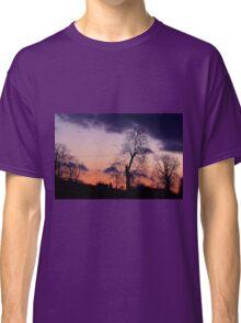 December sky Classic T-Shirt