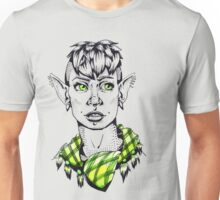 Modern Punk Elf Unisex T-Shirt