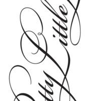 Pretty Little Liars Logo Phone Case Sticker
