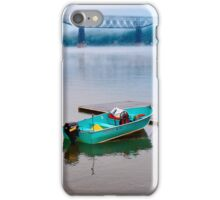 Morning on the Hudson iPhone Case/Skin