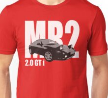 MR2 2.0 GT i Classic Sports Car Men's T-shirt Unisex T-Shirt