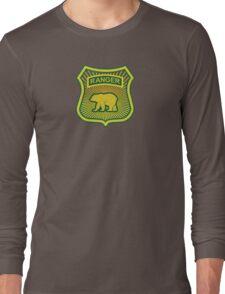 Bear Ranger Sunrise Long Sleeve T-Shirt