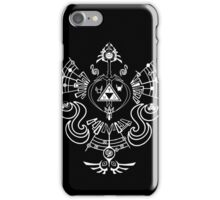 Zelda - Hyrule Symbols Phoenix Bird iPhone Case/Skin