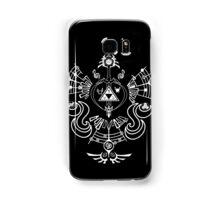 Zelda - Hyrule Symbols Phoenix Bird Samsung Galaxy Case/Skin