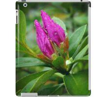 Purple Azalea  iPad Case/Skin