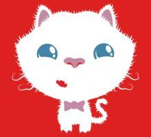 Sweet Cat One Piece - Short Sleeve