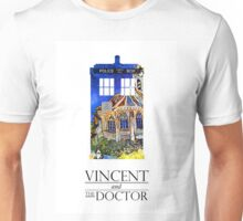 Vincent and the Monster Unisex T-Shirt