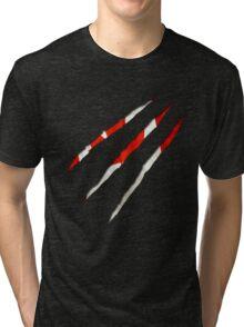 Canada flag Tri-blend T-Shirt