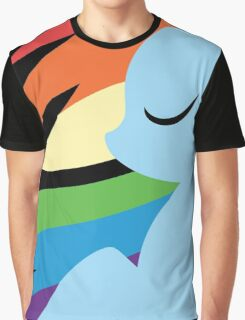 Rainbow Dash - My Little Pony Graphic T-Shirt