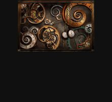 Steampunk - Abstract - Time is complicated T-Shirt