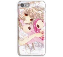 Chobits - Chi + mascotte iPhone Case/Skin