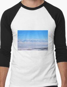 Salt Lake  Men's Baseball ¾ T-Shirt