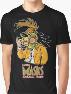 LINK THE MASK Graphic T-Shirt