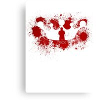 Trick The Blood King, Lost Girl Canvas Print