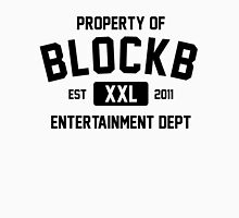 Property of Block B (Black Ver) Unisex T-Shirt