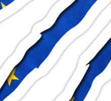 Europe flag Sticker