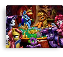 My Little Pony Canvas Print